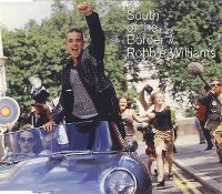 Cover Robbie Williams - South Of The Border