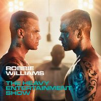 Cover Robbie Williams - The Heavy Entertainment Show
