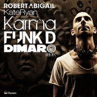 Cover Robert Abigail & Kate Ryan - Karma