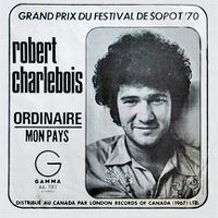 Cover Robert Charlebois - Ordinaire