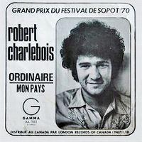Cover Robert Charlebois - Ordinaire