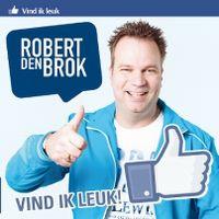 Cover Robert den Brok - Vind ik leuk!