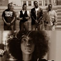Cover Robert Glasper Experiment feat. Erykah Badu - Afro Blue