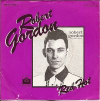 Cover Robert Gordon with Link Wray - Red Hot