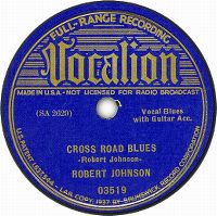 Cover Robert Johnson - Cross Road Blues