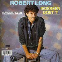 Cover Robert Long - Iedereen doet 't