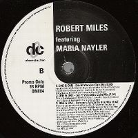 Cover Robert Miles feat. Maria Nayler - One & One