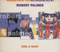 Cover Robert Palmer - Girl U Want