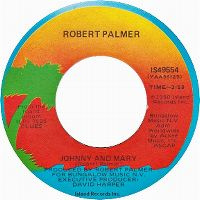 Cover Robert Palmer - Johnny And Mary