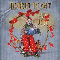 Cover Robert Plant - Band Of Joy