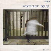 Cover Robert Plant - Big Log