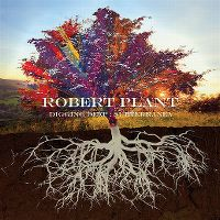 Cover Robert Plant - Digging Deep: Subterranea