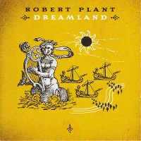 Cover Robert Plant - Dreamland