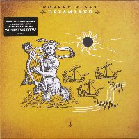 Cover Robert Plant - Dreamland