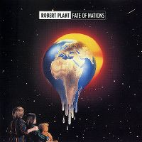 Cover Robert Plant - Fate Of Nations