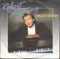 Cover Robert Strating - Maladie d'amour