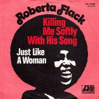 Cover Roberta Flack - Killing Me Softly With His Song