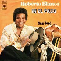 Cover Roberto Blanco - In El Paso