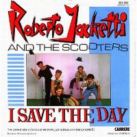 Cover Roberto Jacketti & The Scooters - I Save The Day