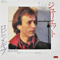 Cover Robin Gibb - Juliet