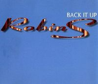 Cover Robin S. - Back It Up
