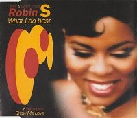 Cover Robin S. - What I Do Best
