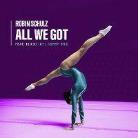 Cover Robin Schulz feat. Kiddo - All We Got