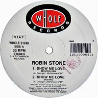 Cover Robin Stone - Show Me Love