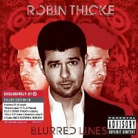 Cover Robin Thicke - Blurred Lines