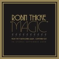 Cover Robin Thicke - Magic