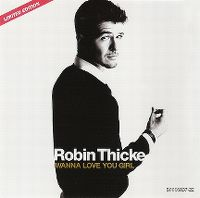 Cover Robin Thicke - Wanna Love You Girl