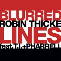 Cover Robin Thicke feat. T.I. + Pharrell - Blurred Lines