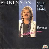 Cover Robinson - Sole und Mare