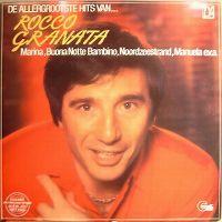Cover Rocco Granata - De allergrootste hits van....