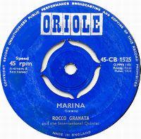 Cover Rocco Granata - Marina
