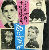 Cover Rockpile - Teacher, Teacher