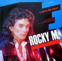 Cover Rocky M. - Look In My Heart
