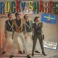 Cover Rocky Sharpe And The Replays - A Teenager In Love
