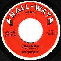 Cover Rod Bernard - Colinda