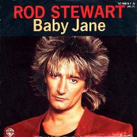 Cover Rod Stewart - Baby Jane
