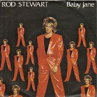 Cover Rod Stewart - Baby Jane