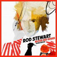 Cover Rod Stewart - Blood Red Roses