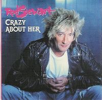 Cover Rod Stewart - Crazy About Her