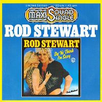 Cover Rod Stewart - Da' Ya' Think I'm Sexy