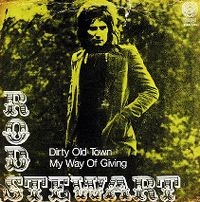 Cover Rod Stewart - Dirty Old Town