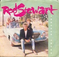 Cover Rod Stewart - Forever Young