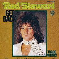 Cover Rod Stewart - Get Back