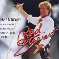 Cover Rod Stewart - Hard Road