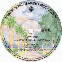 Cover Rod Stewart - Hot Legs