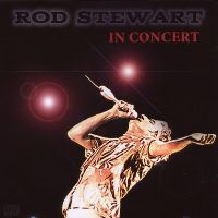Cover Rod Stewart - In Concert